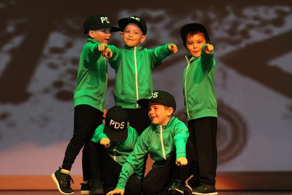 Boys Hip Hop