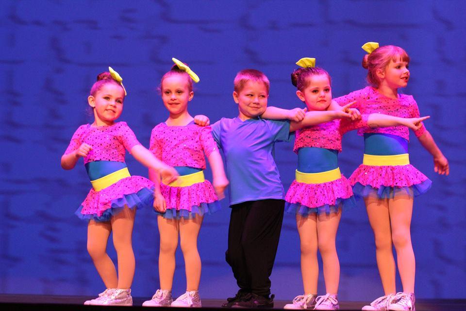 Pre-school Dancers