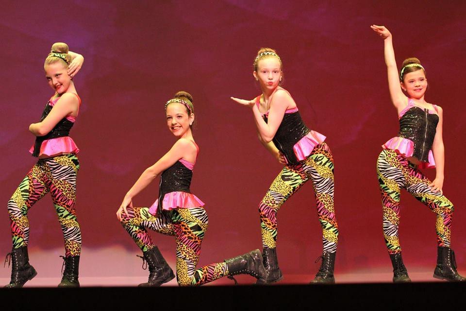 Girls Hip Hop Dance