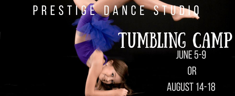 Tumbling Camp @ Prestige Dance Studio