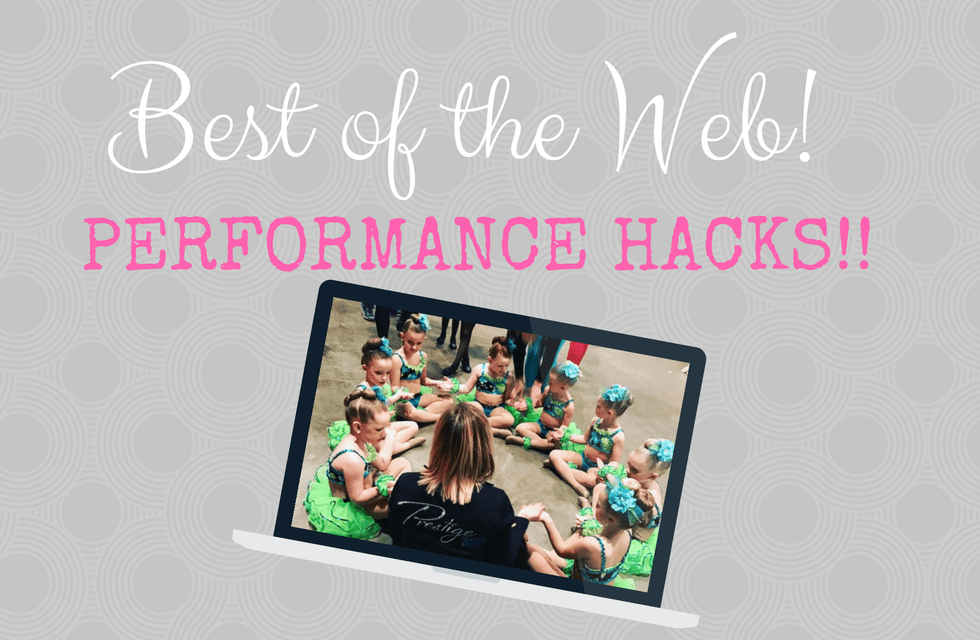 Best of the web performance