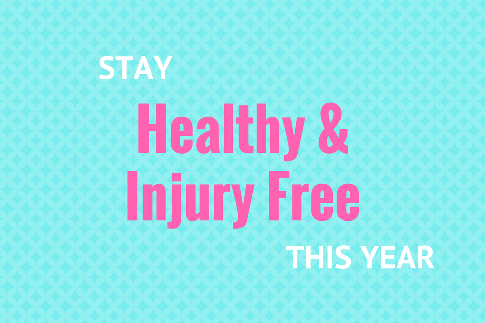 Healthy and Injury Free