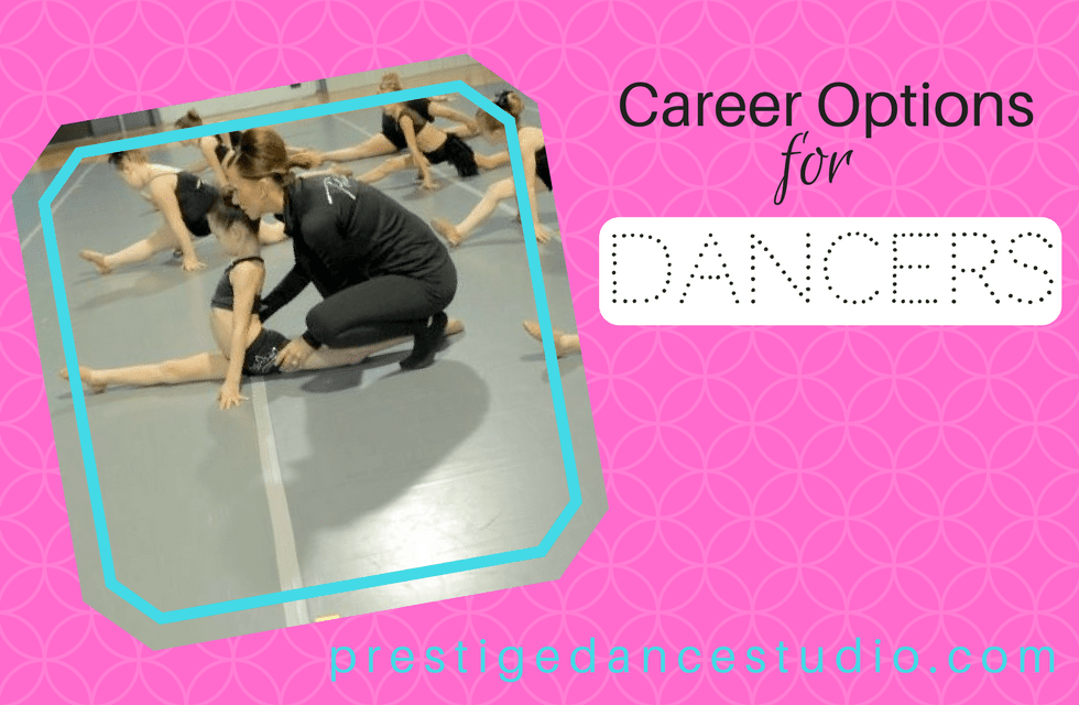 Career options for dancers