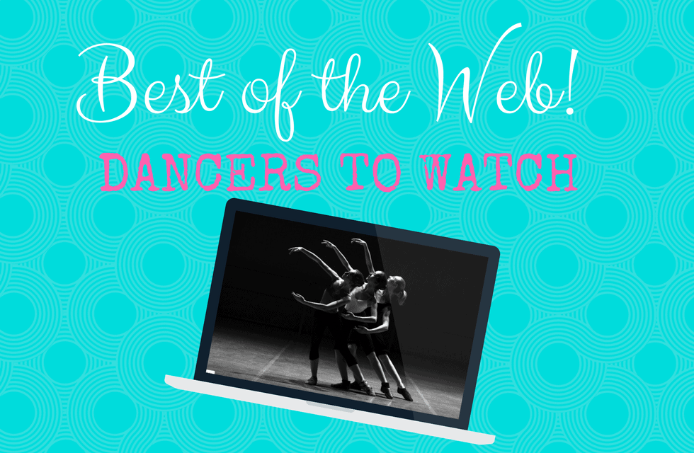 A web round up of amazing dancers from around the world! Perfect to follow on social media to get some inspiration!