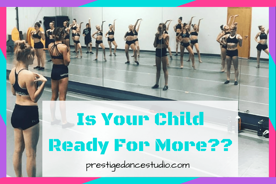 Knowing to add another dance class is tough! The article will walk you through the decision for those dance studio parents.