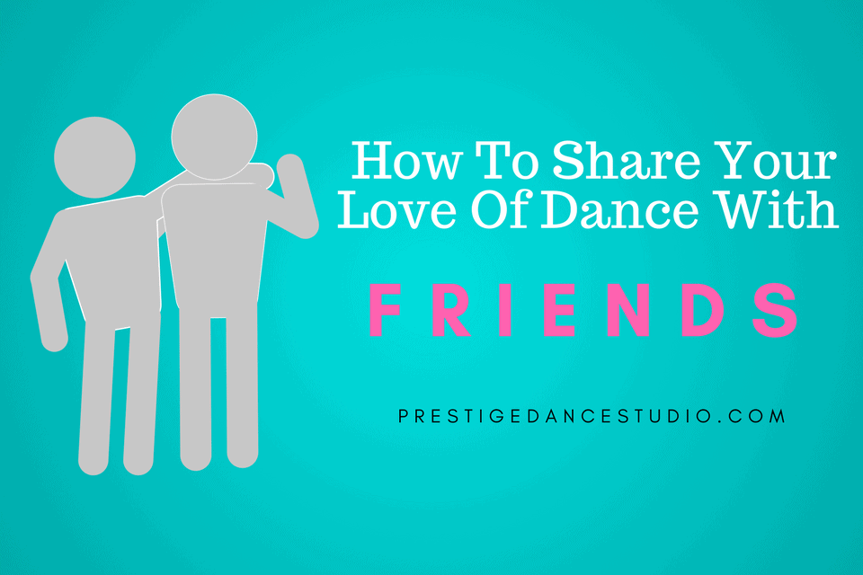 Share dance with friends! Free trial classes for cedar rapids dancers!