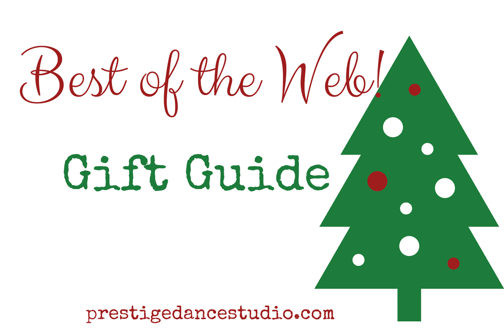 Perfect list of gifts for this christmas. Dancers will love these options in Cedar Rapids IA