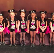 Competition Dancers