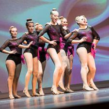 Teen Jazz Dancers