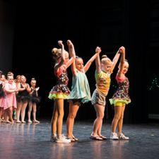 final bow at recital