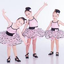 toddler dancers