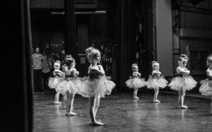 Toddler Dance Performance