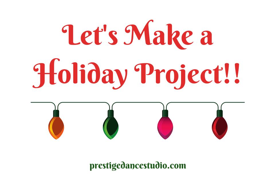Project Ideas for the holidays in Cedar Rapids, IA